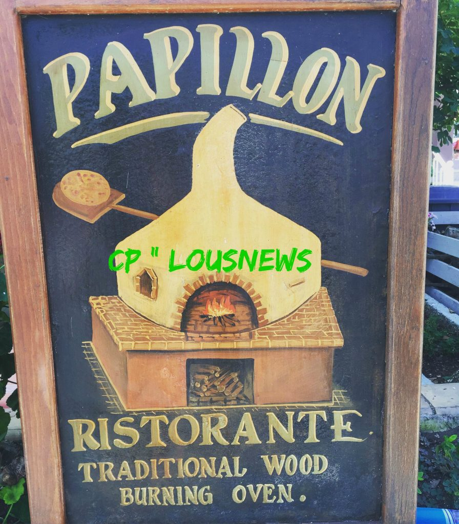 Papillon, Greek food done right.