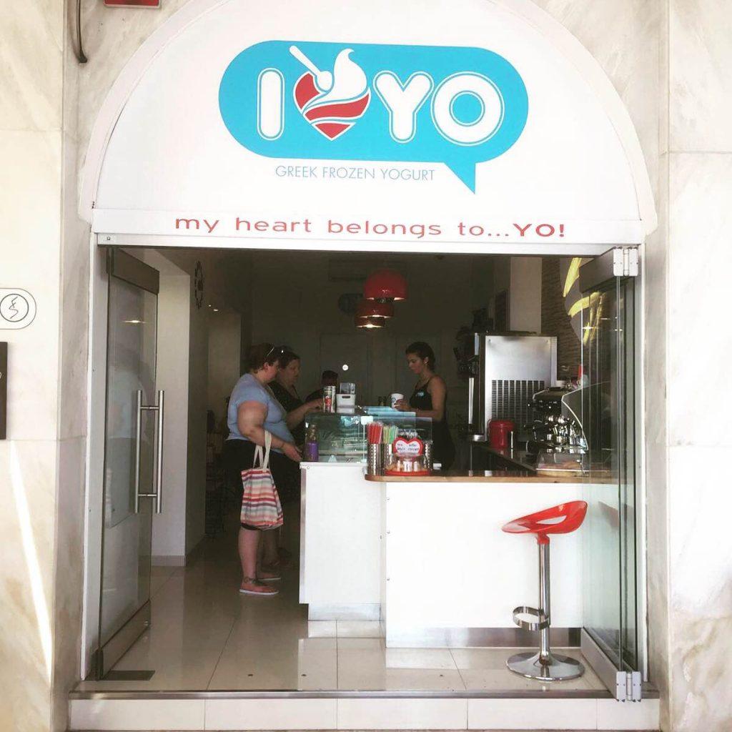 IloveYo: A milkshake wonderland review.