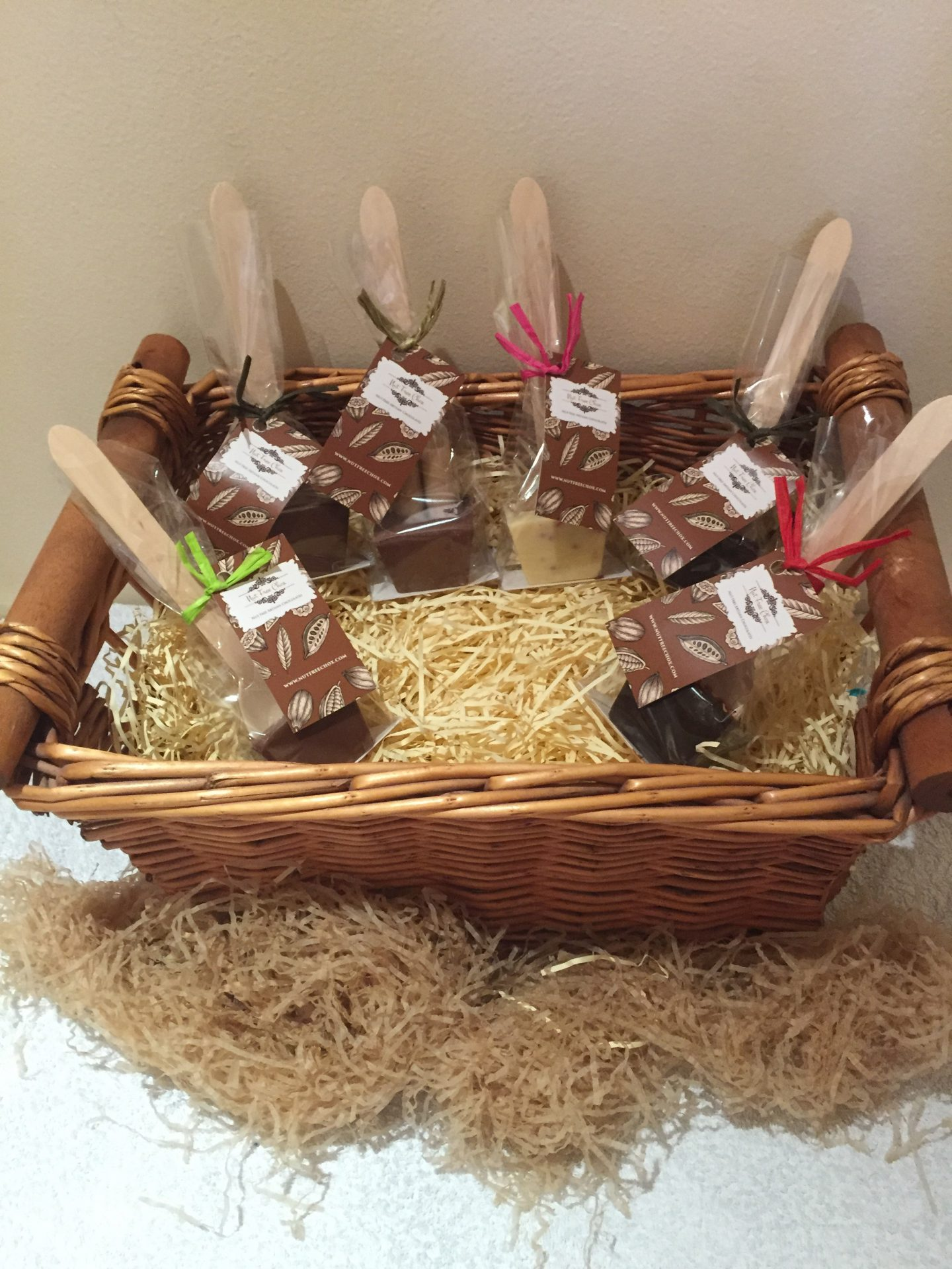 NutFreeChox, Easter Hot Chocolate Stick Twitter Competition!
