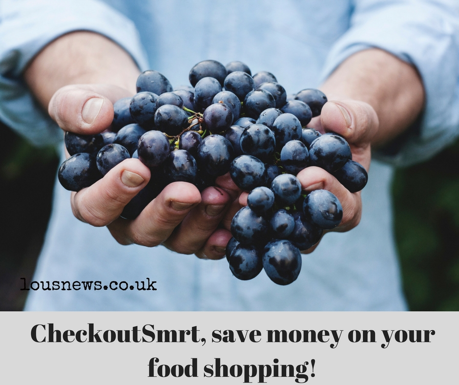 CheckoutSmrt, save money on your food shopping!