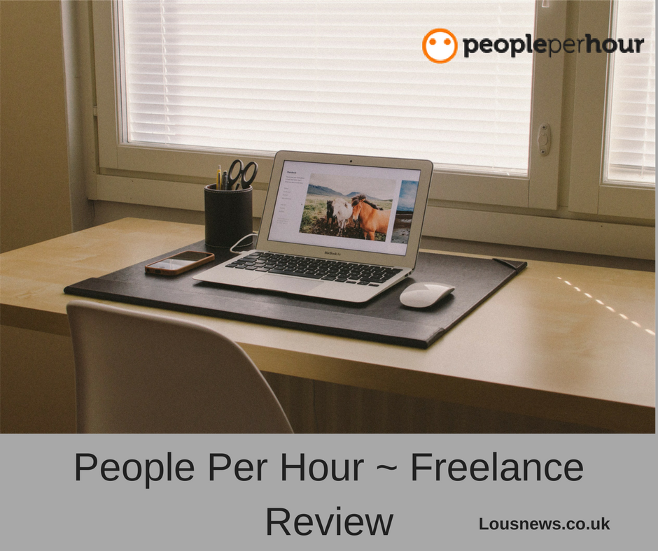 People Per Hour ~ Freelance Review