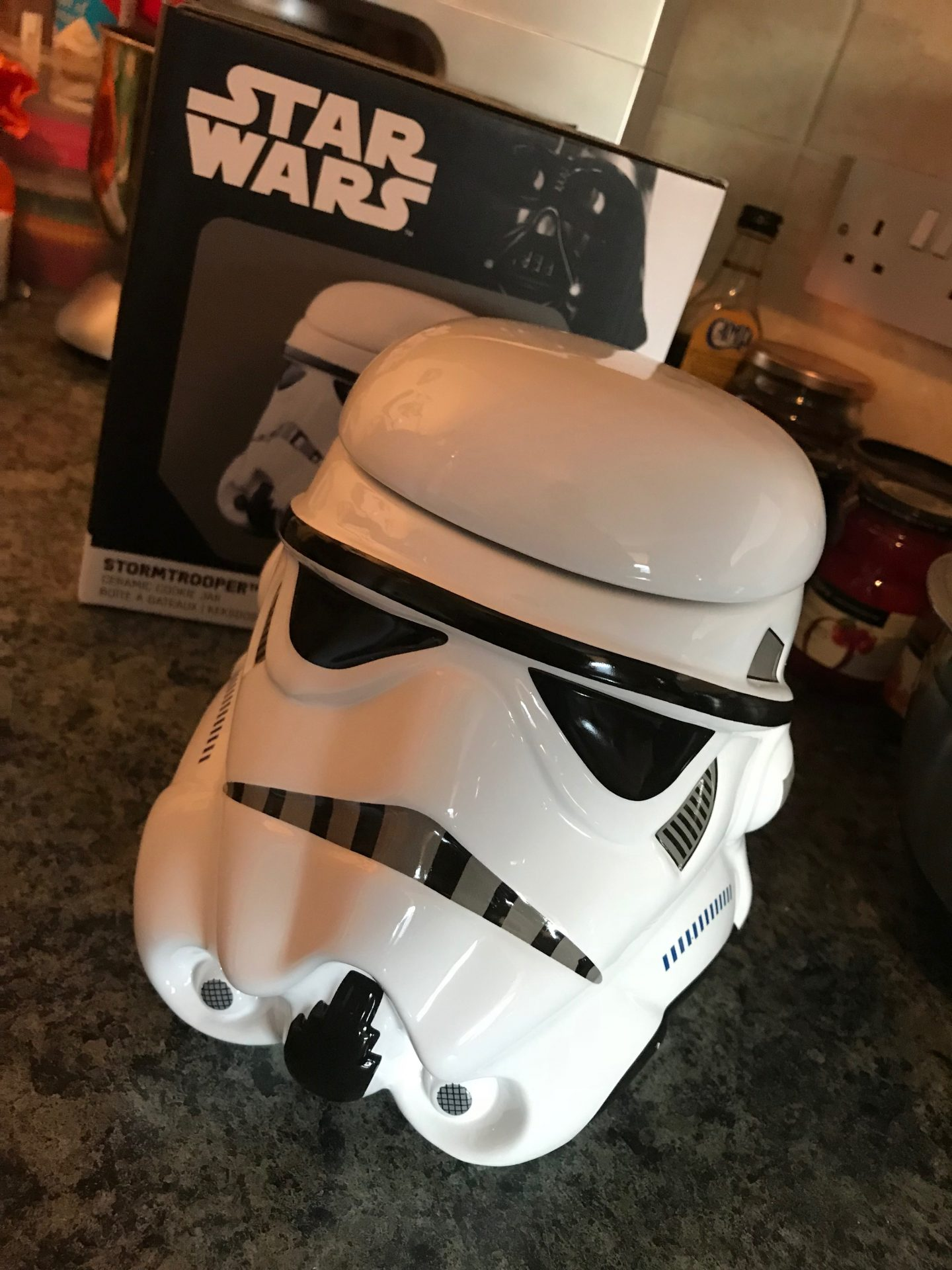 The geeky guy gift guide this christmas - Stormtrooper cookie jar ...