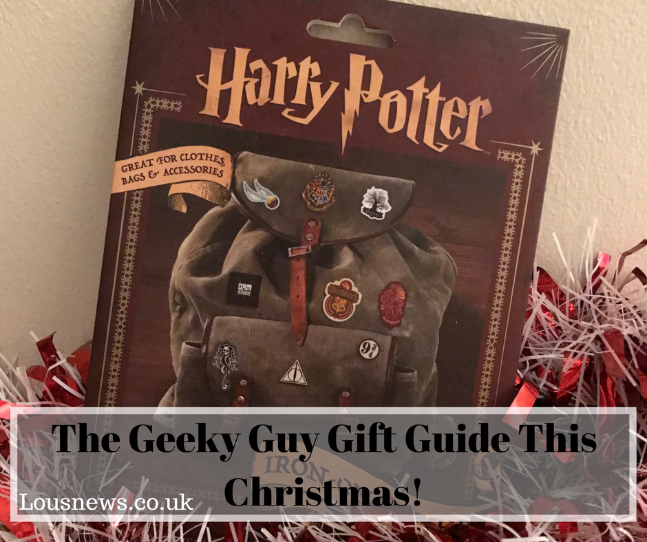 The Geeky Guy Gift Guide This Christmas!