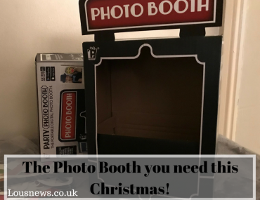 The Photo Booth you need this Christmas!