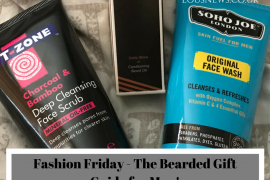 Fashion Friday - The Bearded Gift Guide for Men!