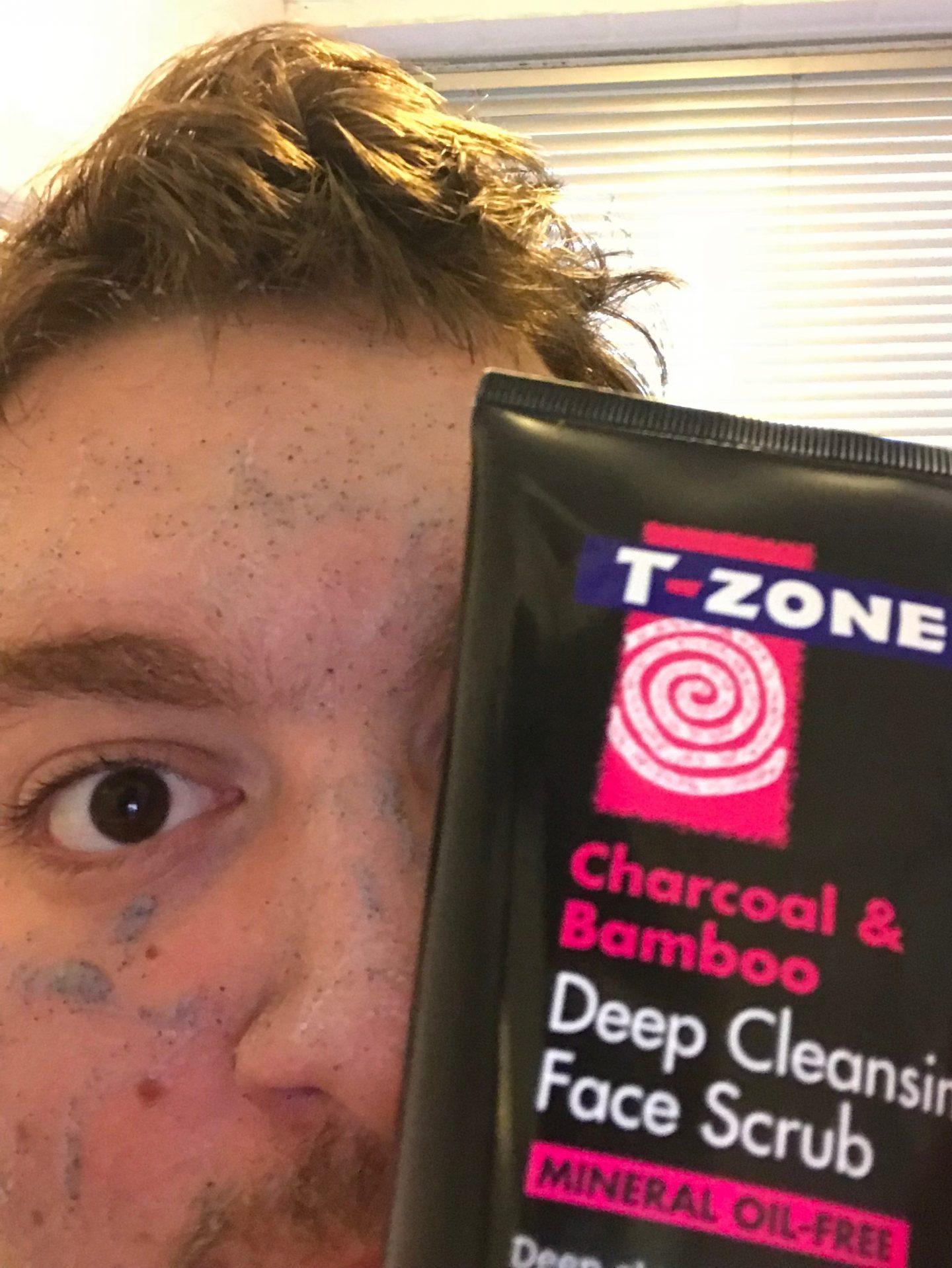 T-Zone Face Scrub