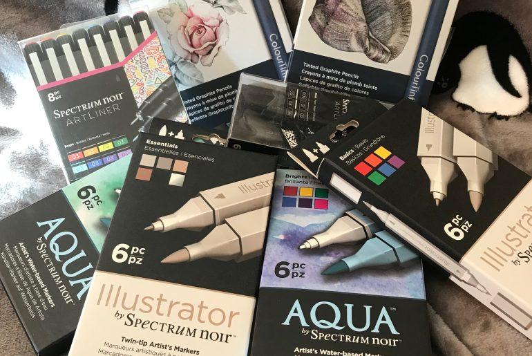 Spectrum noir products picture