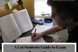 A Uni Students Guide to Exam Preparation!