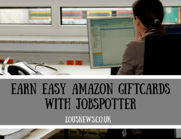 Earn easy Amazon Giftcards with JobSpotter