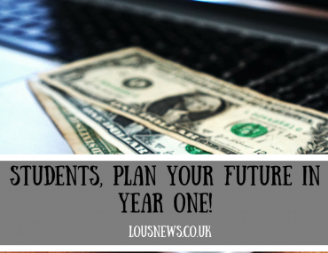 Students, plan your future in year one!