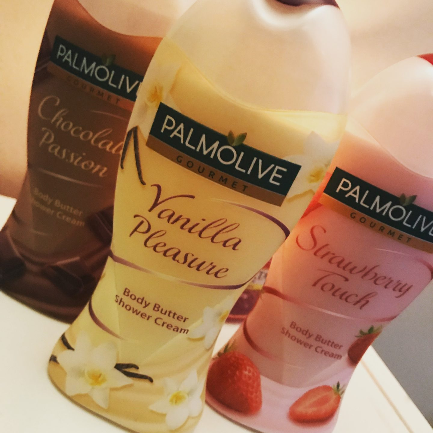 Palmolive shower gel