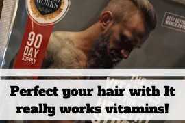 Perfect your hair with It really works vitamins!