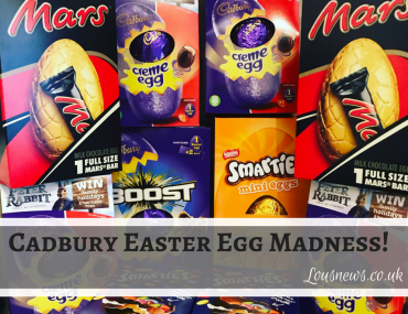 Cadbury Easter Egg Madness!