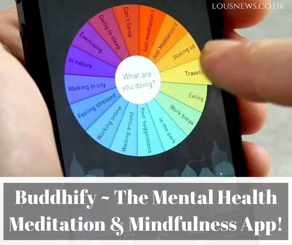 Buddhify ~ The Mental Health Meditation Mindfulness App!