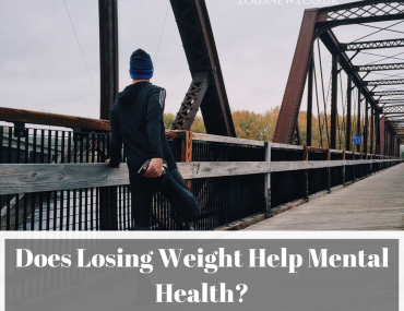 Does Losing Weight Help Mental Health?
