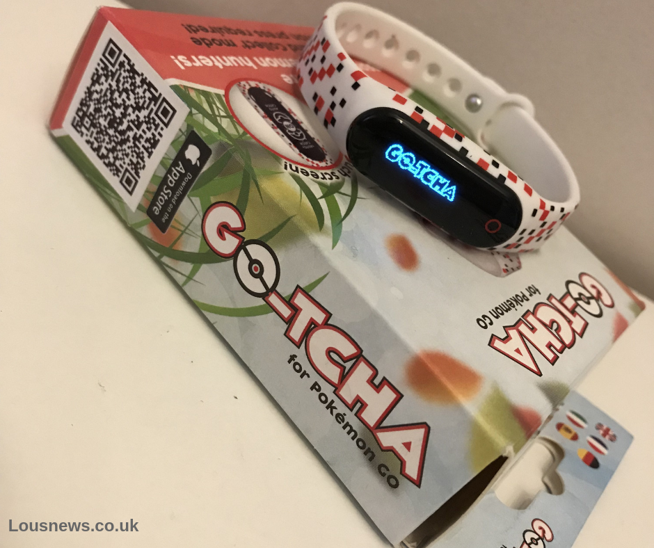 Pokemon Go Gotcha Wristband Review